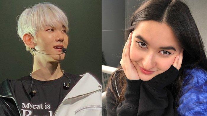 Baekhyun EXO Nyanyikan Lagu I Love You 3000, Stephanie Poetri Girang Tak Percaya