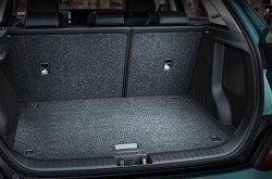 Bagasi Hyundai Kona Electric yang sangat luas berkapasitas 332 liter.
