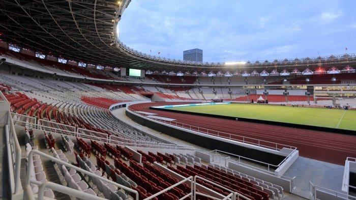 Stadion Gelora Bung Karno Sudah Bisa Digunakan untuk Sepakbola, Pengelola Hanya Khawatir Soal Ini
