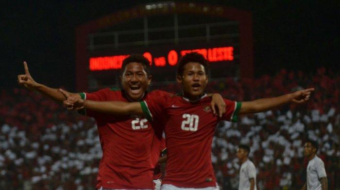 Hasil Final Piala AFF U16 2018 Indonesia vs Thailand. Garuda Asia Sukses Raih Gelar Juara