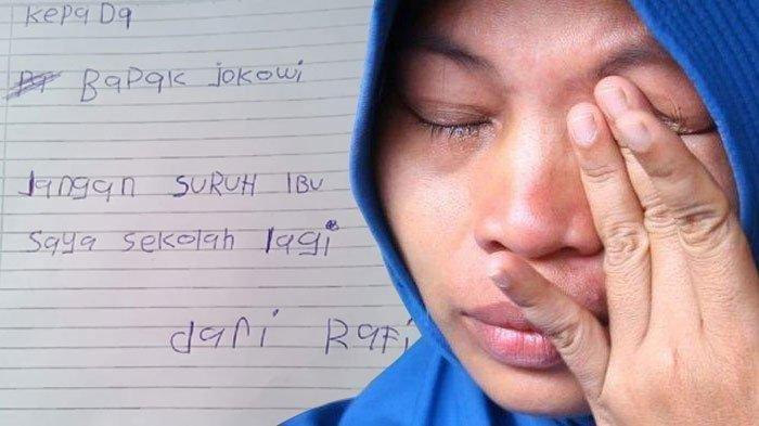 Baiq Nuril Pernah Tulis Surat Minta Tolong Presiden, Begini Jawaban Jokowi