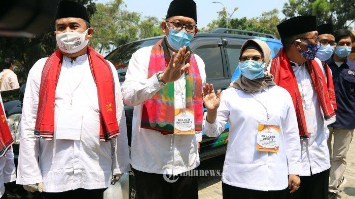 Hasil Pilkada Tangsel 2020, Siti Nur Azizah Putri Wapres Maruf Amin Ucapkan Selamat kepada Rival