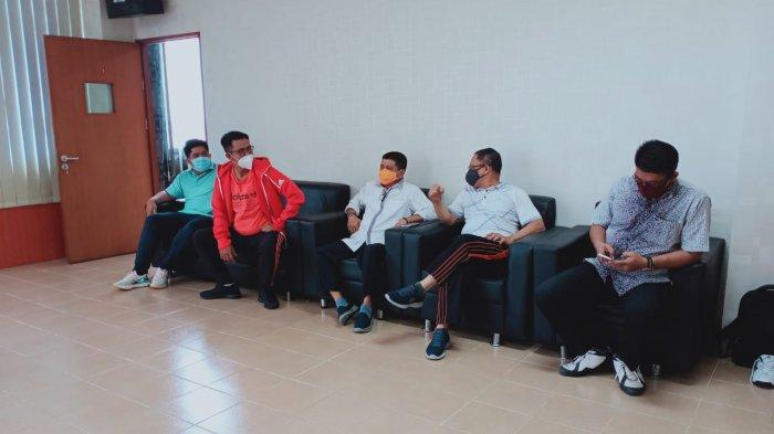 FOTO-FOTO Pemeriksaan Kesehatan 2 Bakal Paslon Pilkada Bintan di RS Raja Ahmad Tabib Tanjungpinang