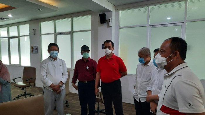BREAKING NEWS, Ansar, Isdianto, Soerya Kompak Berpakaian Olahraga, Cek Kesehatan di RSBP Batam