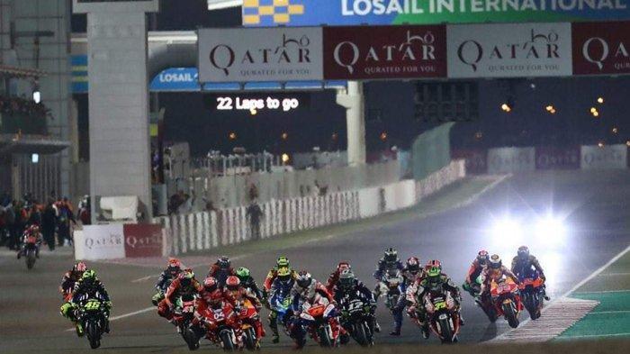 BREAKING NEWS, MotoGP Qatar Dibatalkan Karena Corona Virus, Moto2 & Moto3 Tetap Jalan, Ini Sebabnya