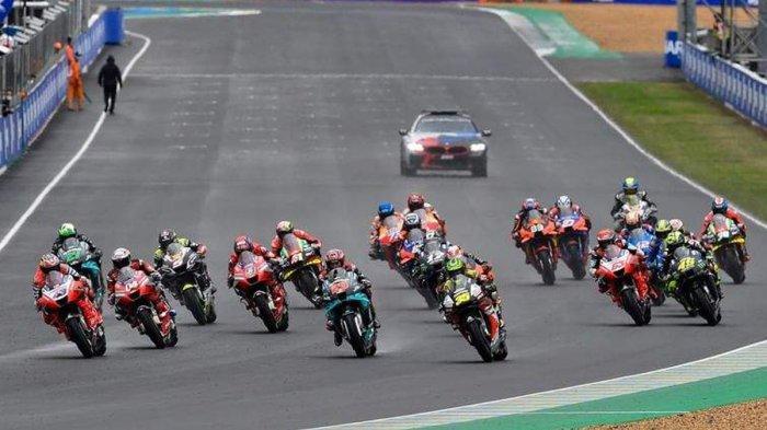 Jadwal MotoGP Eropa 6-8 November 2020, Maverick Vinales Menyerah, Beri Jalan Juara untuk Suzuki?
