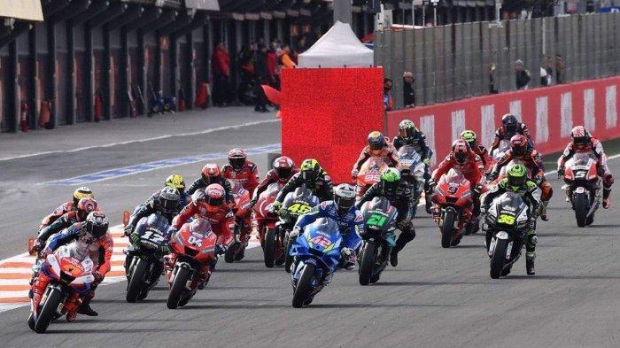 Hasil Kualifikasi MotoGP Austria 2020 - Vinales Pole Position, Valentino Rossi Start Posisi 12