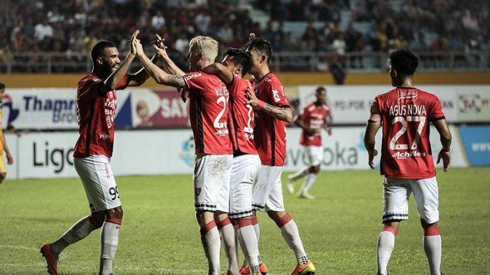 Klasemen Grup B Piala Presiden Usai Laga Bali United vs Mitra Kukar, Bhayangkara FC vs Semen Padang
