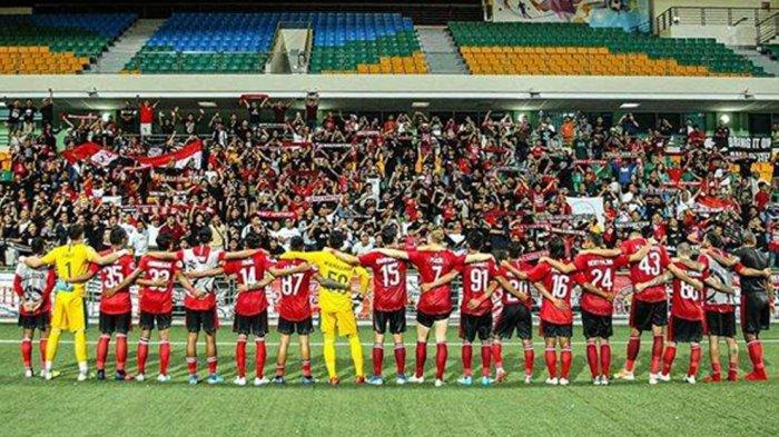 Hasil dan Klasemen Grup G Piala AFC 2020 Setelah Bali United Menang, Ceres Negros Pimpin Klasemen