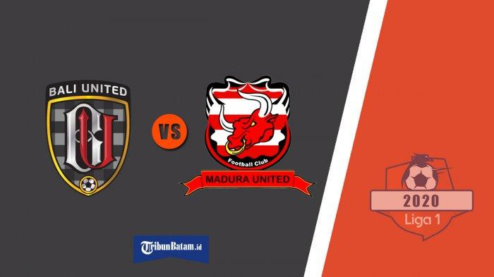 Link Live Streaming Bali United vs Madura United 15.30 WIB Live Indosiar, Teco: Penuhkan Stadion