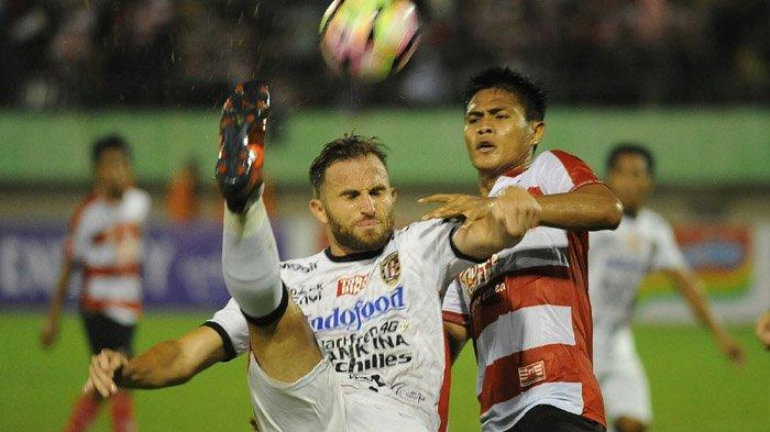 Eks Pelatih Persib Tak Sabar Duel Pemuncak Klasemen Liga 1 2019 Madura United vs Bali United