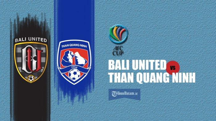 Link Live Streaming iNews TV, Bali United vs Than Quang Ninh Jam 18.30 WIB, Teco: Harus Menang