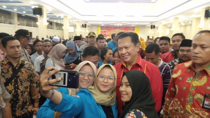 Bambang Soesatyo 'Golkar' Kasih Sinyal Calon Kuatnya di Pilkada Kepri