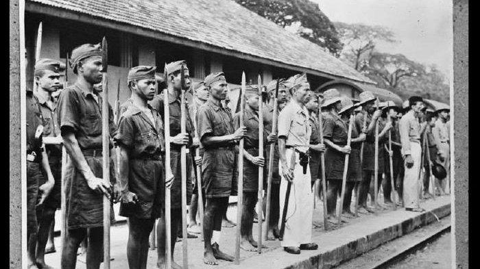 Hendak Tangkap Bung Karno, 5 Polisi Jepang Ini Kabur Takut dengan Bambu Runcing