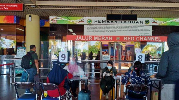 Ahead of Christmas and New Year, Passengers at Hang Nadim Airport Decrease,Amount of Cargo Increases