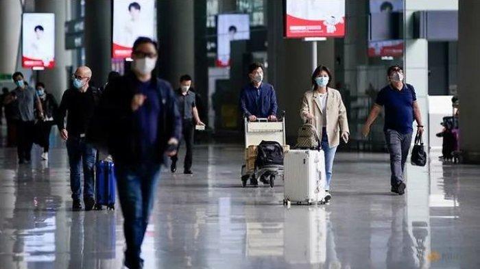 Otoritas Shanghai, China Mengkarantina 186 Orang Setelah Temuan Kasus Baru Covid-19