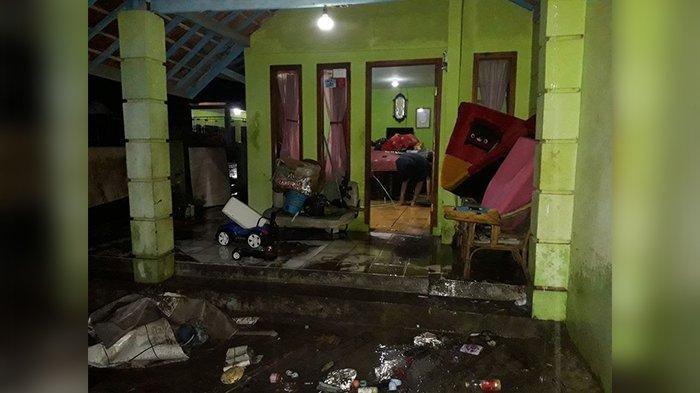 Sumedang Dilanda Banjir Bandang, Belasan Rumah Langsung Terendam Banjir