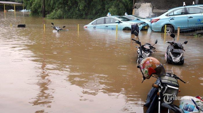 Data BNPB ada 63 Titik Banjir di Jakarta, Paling Banyak di Jakarta Selatan