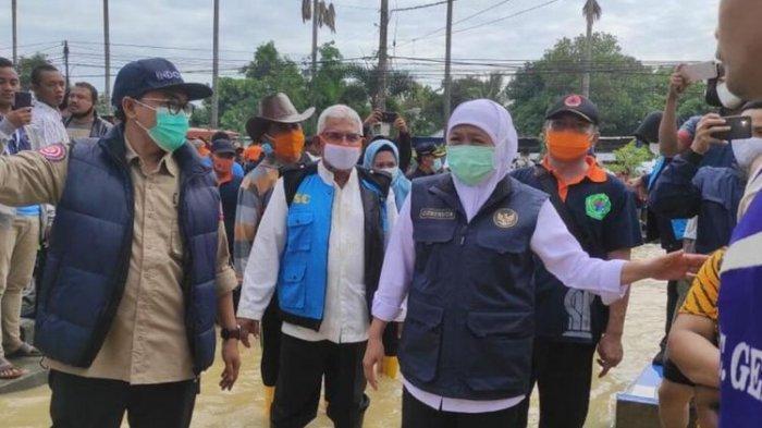 Langkah Gubernur Khofifah saat Jawa Timur Diguncang Gempa M 6,7, Janjikan Hal Ini