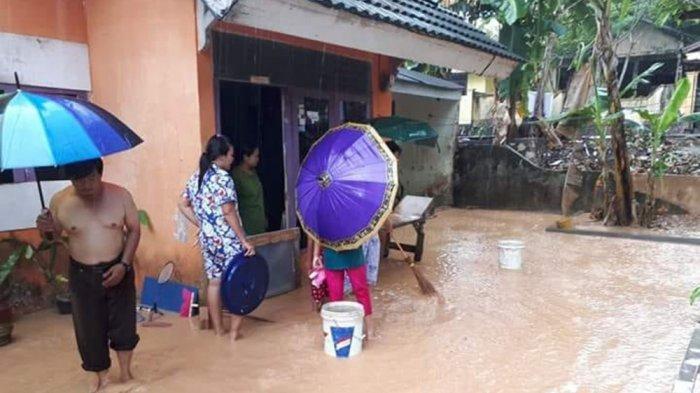 Rayakan Idul Adha, Sejumlah Rumah Warga Tiban Koperasi Kebanjiran