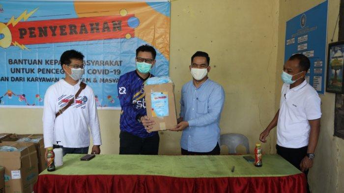 Komitmen RSBP Batam Tingkatkan Pelayanan Kesehatan, Beri Bantuan ke Warga Tiban Indah