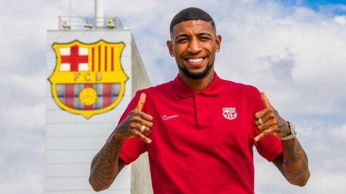 Transfer Barcelona - Blaugrana Resmi Perkenalkan Emerson Royal Sebagai Pemain Baru