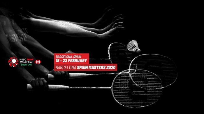 Link Live Streaming Final Barcelona Spain Masters 2020, Bisa JuaraGreysia Polii/Apriyani? Live TVRI