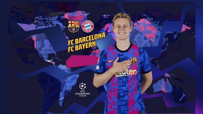 Barcelona vs Bayern Munchen Kick Off 02.00 WIB Live SCTV, Koeman: Kami Akan Lukai Bayern