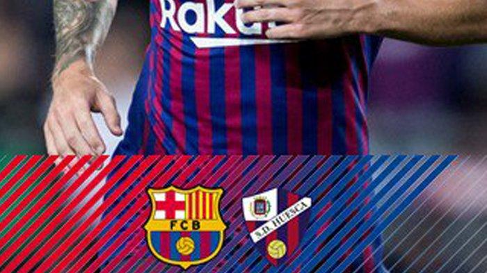 Hasil Barcelona Vs Huesca Barcelona Ngamuk Usai Kebobolan Kalahkan Huesca 8 2 Tribun Batam