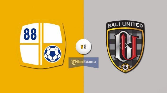 Siaran Langsung Barito Putera vs Bali United Liga 1 2021, Kick Off 15.15 WIB via TV Online