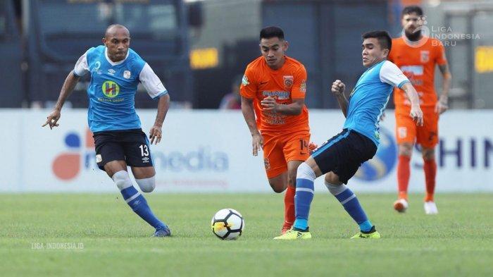 Jelang Arema FC vs Borneo FC Putaran Kedua Liga 1 2019, Pesut Etam Fokus Lini Pertahanan