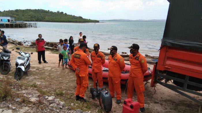 Basarnas Fokuskan Pencarian di Pantai Tanjung Piayu Batam, Cari Korban Hilang Terseret Arus