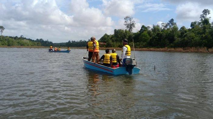Basarnas Temukan Warga Bida Kabil Batam Tenggelam di Dam Duriangkang