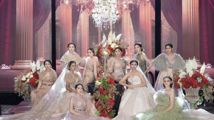 Batam Marriott Hotel Harbour Bay Gelar Virtual Wedding Fashion Show La Majeste De L'amour