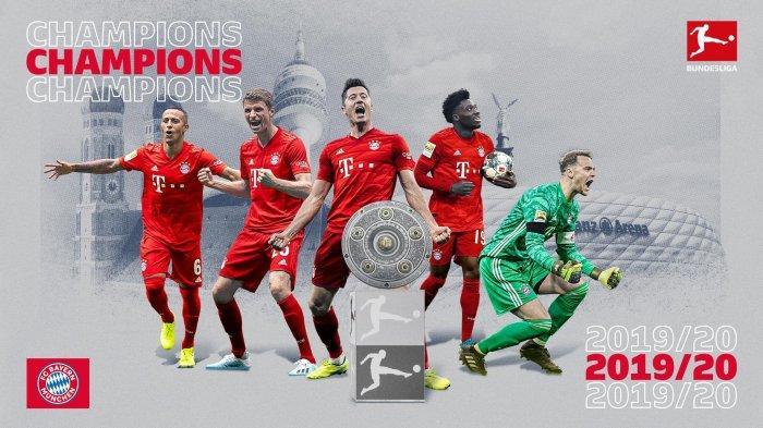 Ambisi Robert Lewandowski Setelah Antar Bayern Munchen Juara Bundesliga Jerman: Juara Liga Champions