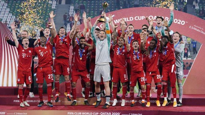 Hasil Final Piala Dunia Antarklub FIFA 2020 Bayern Munchen vs Tigres, Menang 1-0, Munchen Juara