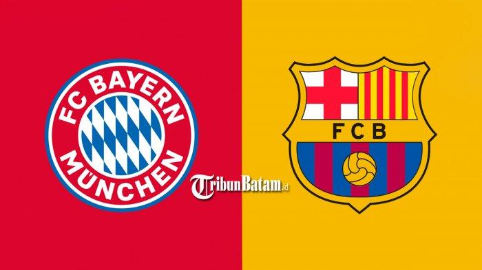Jadwal Perempatfinal Liga Champions Bayern Munchen vs Barcelona, Flick: Barca Bukan Hanya Messi