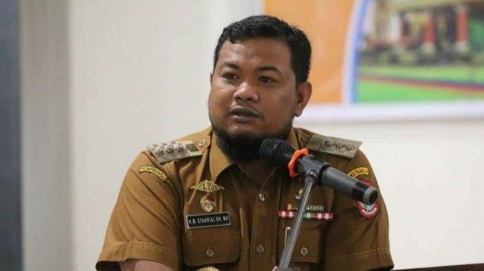 Biodata Wali Kota Tanjungbalai M Syahrial, Diperas Rp 1,5 M oleh Oknum KPK, Kasus Apa?