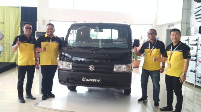 Bisnis Terhantam Pandemi, Juniper Sitompul Yakin Beli Suzuki New Carry Pick Up: Carry Itu Penting!