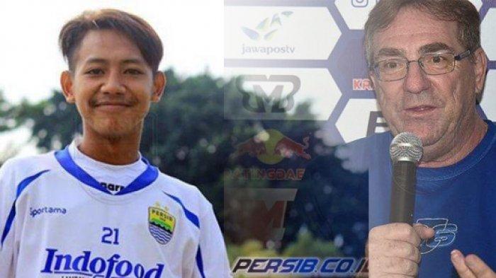 Robert Rene Alberts Minta Pemain Muda Cari Klub Lain, Beckham Putra Terancam Dilepas Persib Bandung