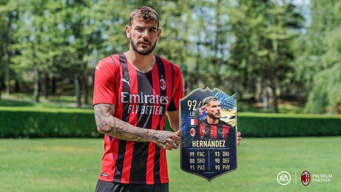 Pemain Andalan AC Milan Theo Hernandez Diincar Klub Kaya PSG, Dilepas Jika Harga Cocok?