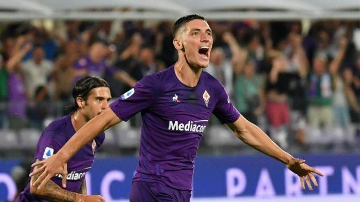 Transfer AC Milan - Stefano Pioli Ingin Nikola Milenkovic ke Milan, Negosiasi dengan Fiorentina Alot