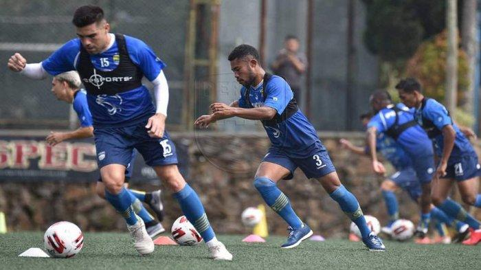 Sudah Bisa Bela Persib, Ini Ambisi Fabiano Beltrame Untuk Maung Bandung di Liga 1 2020