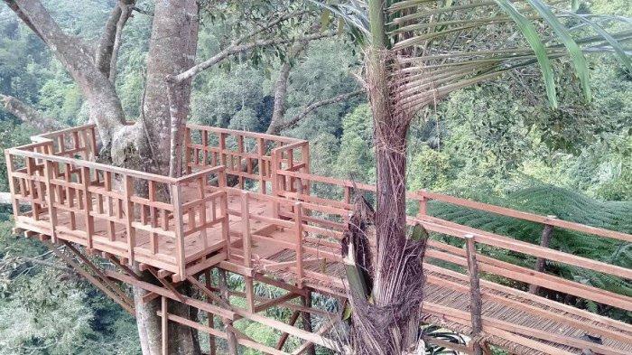 Wahana di Bekancan River