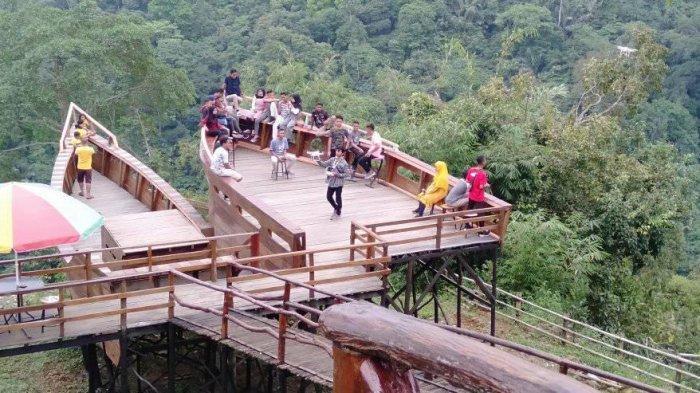 Objek Wisata Bekancan River di Langkat Tawarkan Pemandangan Panorama Alam