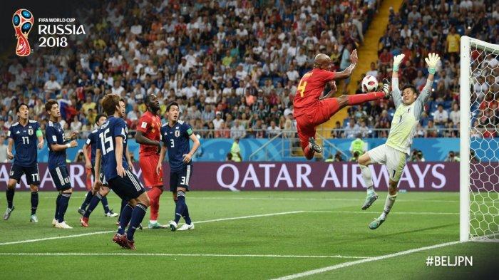 5 Fakta Menarik Laga Belgia vs Jepang. Catatan Terbaik Jepang dan Rekor Gol Belgia