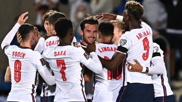 Hasil Andorra vs Inggris, Chilwell, Tammy Abraham, Grealish Cetak Gol, Inggris Menang