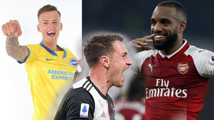 Transfer Arsenal - Ben White Test Medis Rabu, Juventus Lepas Aaron Ramsey, ke Arsenal atau Spurs?