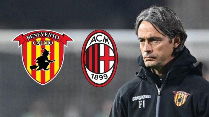 Susunan Pemain AC Milan Lawan Benevento Malam Ini, 00.00 WIB, Simon Kjaer dan Castillejo Main