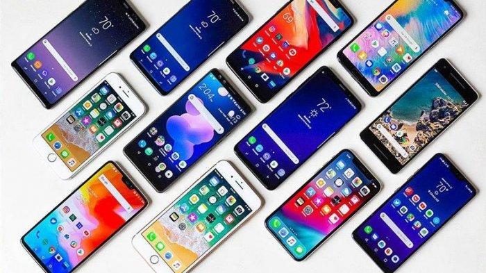 Berikut Daftar Ponsel Terlaris Awal 2021 Ini, Dua Merek Ini Bersaing di Pasaran